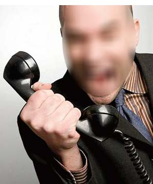 Telemarketing Trouble - new series